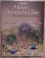 Mauzy's Depression Glass book