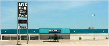 Live Oak Civic Center, San Antonio, TX
